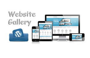 website gallery
