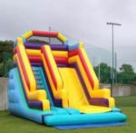 Carr's Castles, Bouncy Castle Hire, Galway