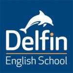 Delfin English School Logo